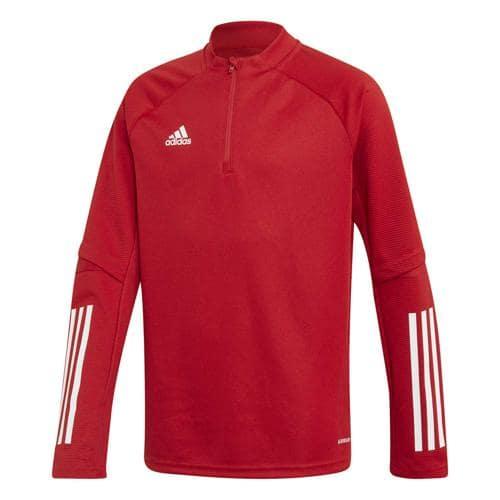 T-shirt de foot enfant adidas - Condivo 20 Training Top - Rouge