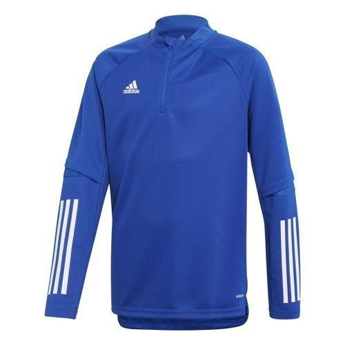 T-shirt de foot enfant adidas - Condivo 20 Training Top - Bleu