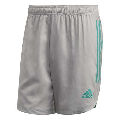 Short de foot - adidas Condivo 20 - Gris/Vert