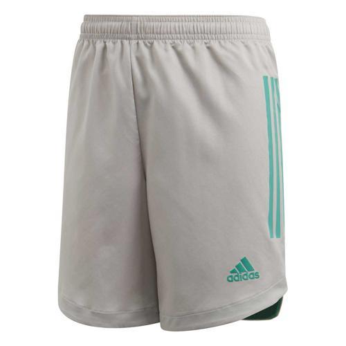 Short de foot enfant - adidas - Condivo 20 - Gris/Vert