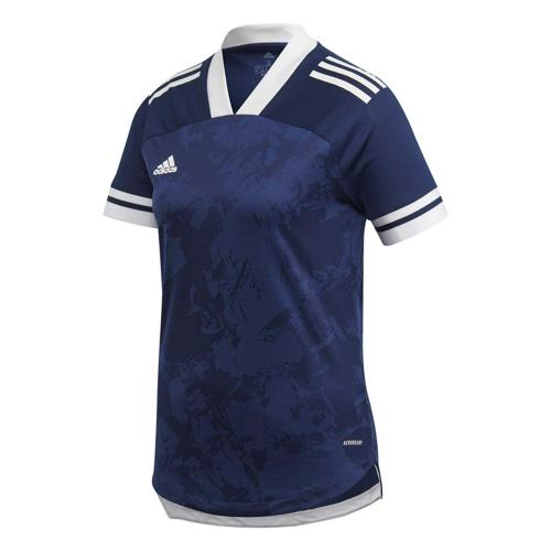 Maillot de foot femme - adidas - Condivo 20 - Bleu marine