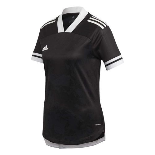 Maillot de foot femme - adidas - Condivo 20 - Noir