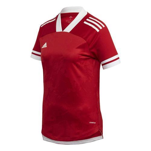 Maillot de foot femme - adidas - Condivo 20 - Rouge