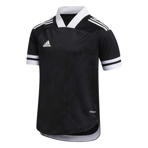 Maillot de foot enfant adidas - Condivo 20 - Noir