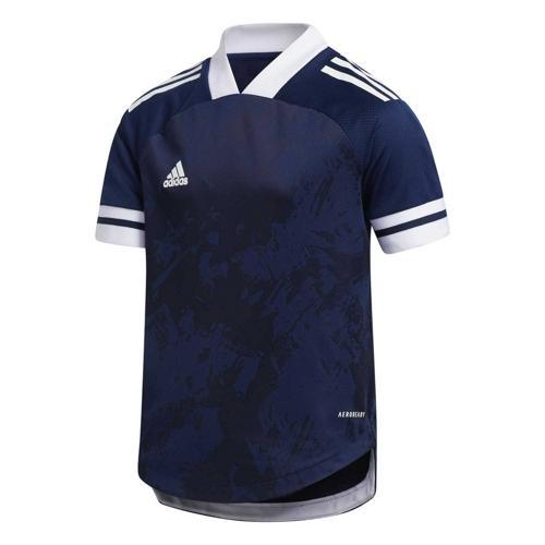 Maillot de foot enfant adidas - Condivo 20 - Bleu marinne