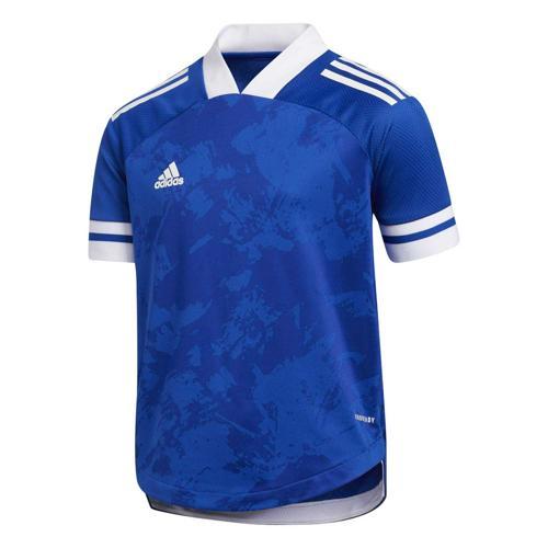Maillot de foot enfant adidas - Condivo 20 - Bleu