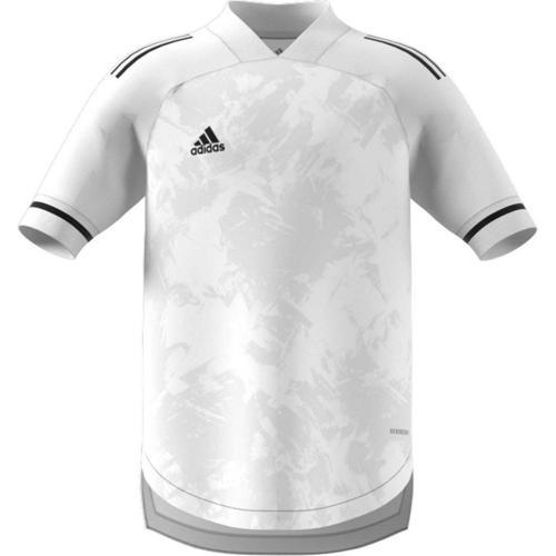 Maillot de foot enfant adidas - Condivo 20 - Blanc
