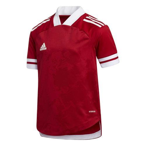 Maillot de foot enfant adidas - Condivo 20 - Rouge