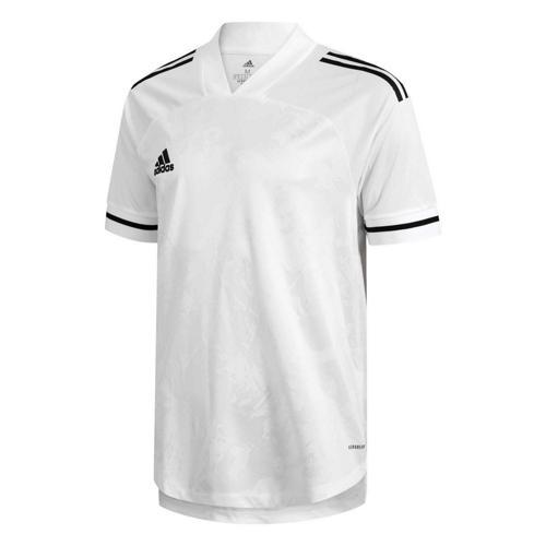 Maillot de foot homme - adidas - Condivo 20 - Blanc