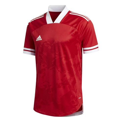 Maillot de foot homme - adidas - Condivo 20 - Rouge