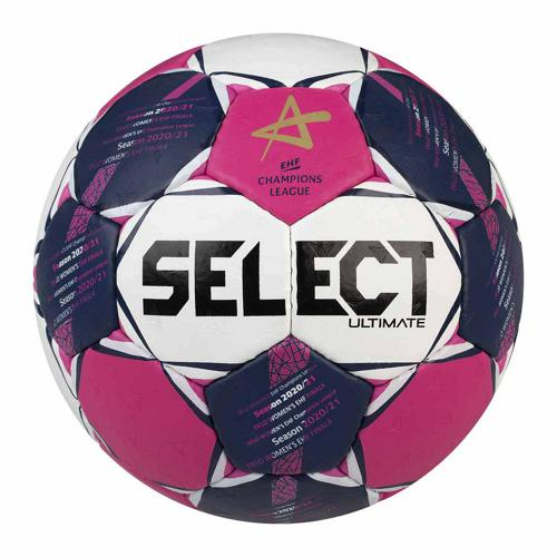 Ballon de hand - Select Ultimate CL WOMEN V20 taille 2