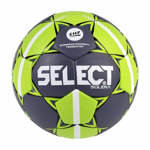 Ballon de hand - Select SOLERA taille 0 vert
