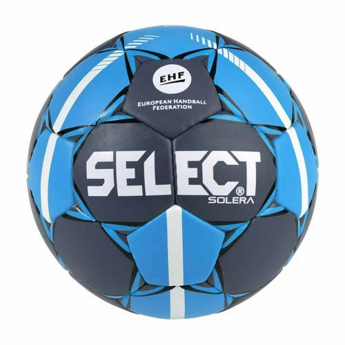 Ballon de hand - Select SOLERA taille 1 bleu