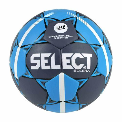 Ballon de hand - Select SOLERA taille 3 bleu