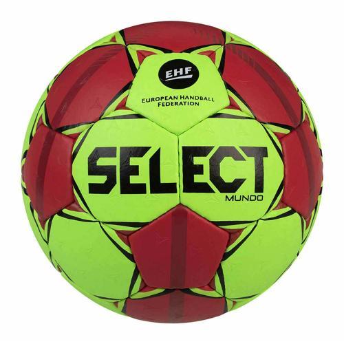 Ballon de hand - Select MUNDO V20 taille 3 vert