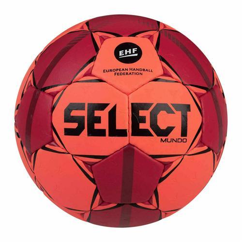 Ballon de hand - Select MUNDO V20 taille 3 rouge