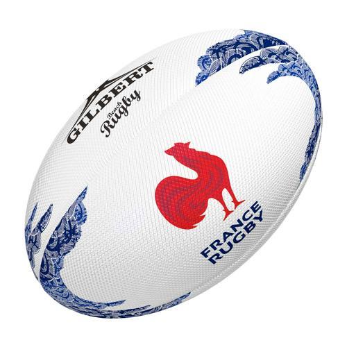 Ballon de beach rugby Gilbert - beach ball officiel France