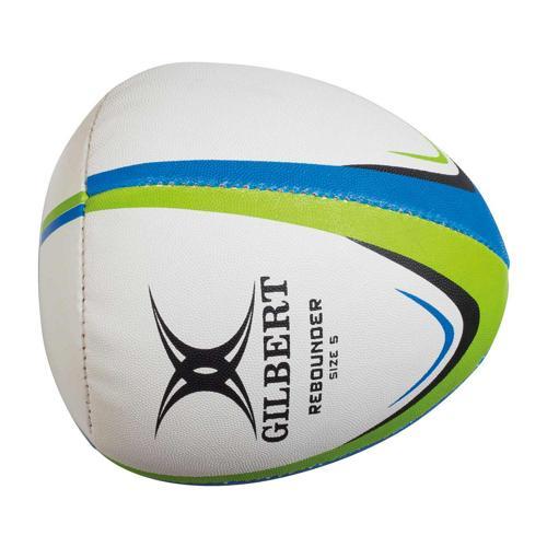 Ballonde rugby - Gilbert rebounder ball taille 5