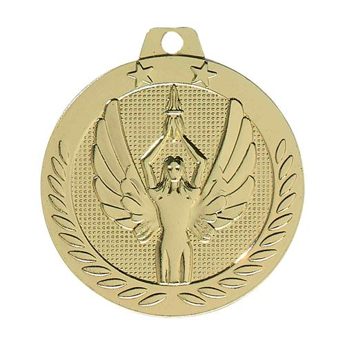 Médaille victoire or - 40mm.