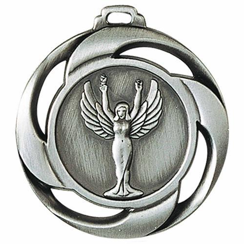 Médaille victoire argent - 40mm.