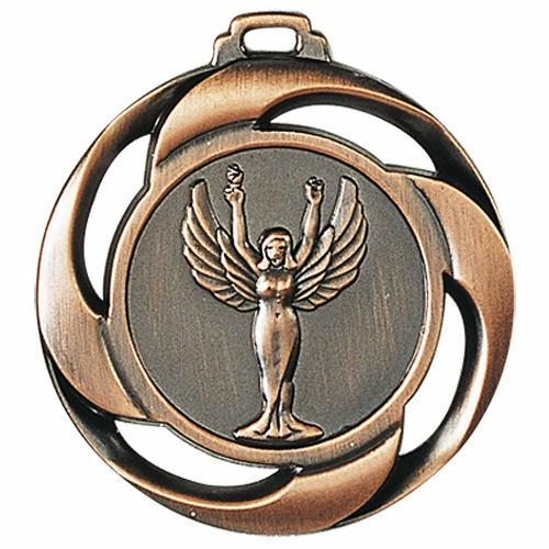 Médaille victoire bronze 40mm.