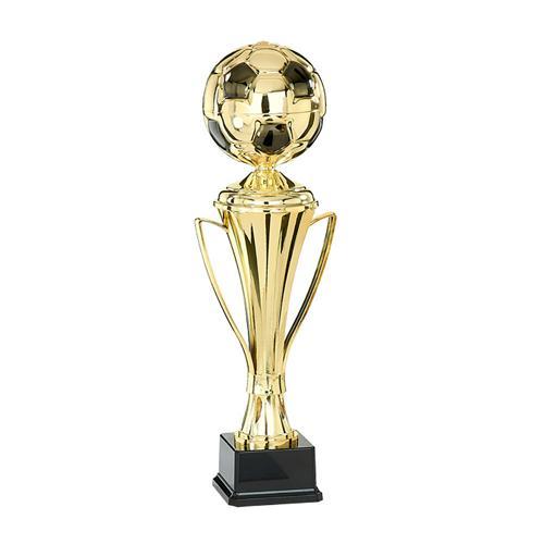 Coupe de foot or - spécial foot - 35cm.