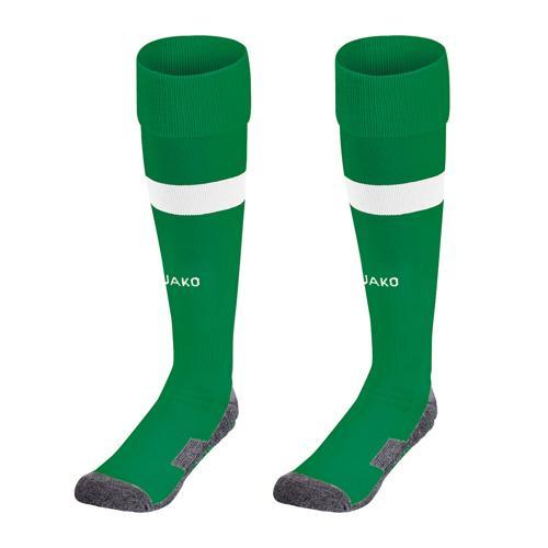 Chaussettes de foot - Jako Boca Vert/Blanc