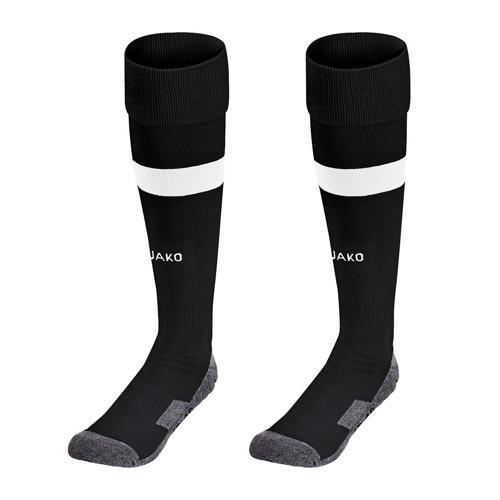 Chaussettes de foot - Jako Boca Noir/Blanc
