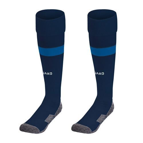 Chaussettes de foot - Jako Boca Bleu marine/Bleu