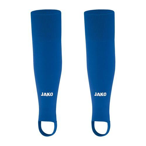 Chaussettes de foot sans pied - Jako - Glasgow 2.0 Bleu
