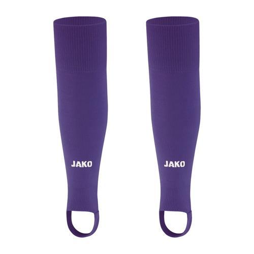 Chaussettes de foot sans pied - Jako - Glasgow 2.0 Violet