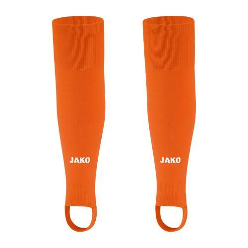 Chaussettes de foot sans pied - Jako - Glasgow 2.0 Orange