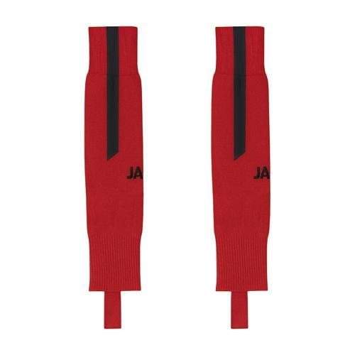 Chaussettes de foot sans pied - Jako - Lazio Rouge/Noir