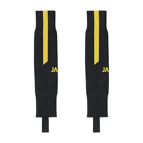 Chaussettes de foot sans pied - Jako - Lazio Noir/Jaune