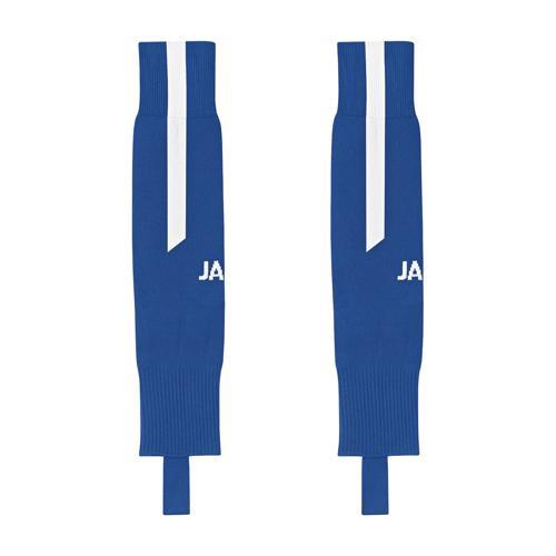 Chaussettes de foot sans pied - Jako - Lazio Bleu/Blanc