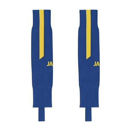 Chaussettes de foot sans pied - Jako - Lazio Bleu/Jaune