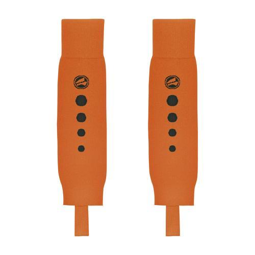 Chaussettes de foot sans pied - Jako - Roma Orange/Noir