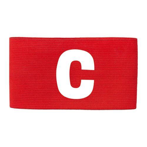 Brassard de foot capitaine Jako - Premium Rouge