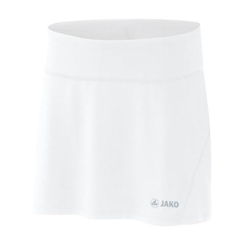 Jupe running - Jako - Basic Blanc