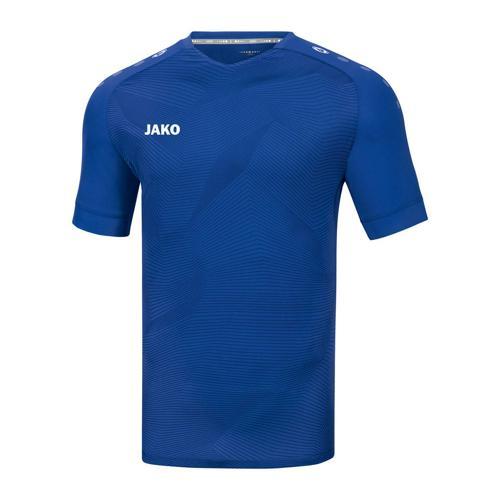 Maillot de foot manches courtes - Jako - Premium Bleu