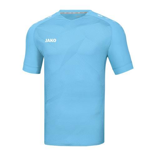 Maillot de foot manches courtes - Jako - Premium Bleu clair