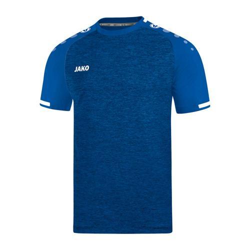 Maillot de foot manches courtes enfant - Jako Prestige Bleu