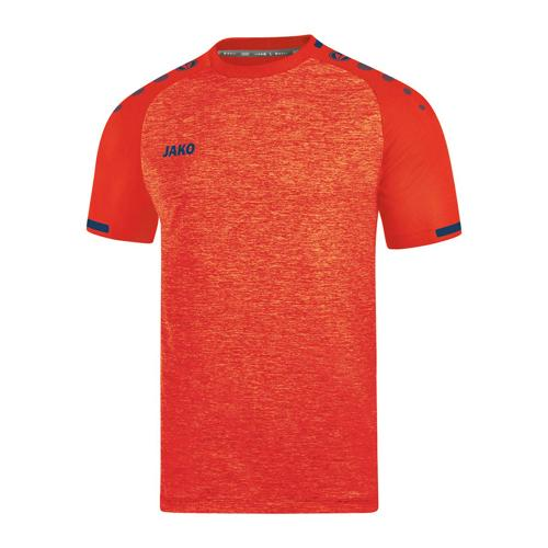 Maillot de foot manches courtes enfant - Jako Prestige Orange