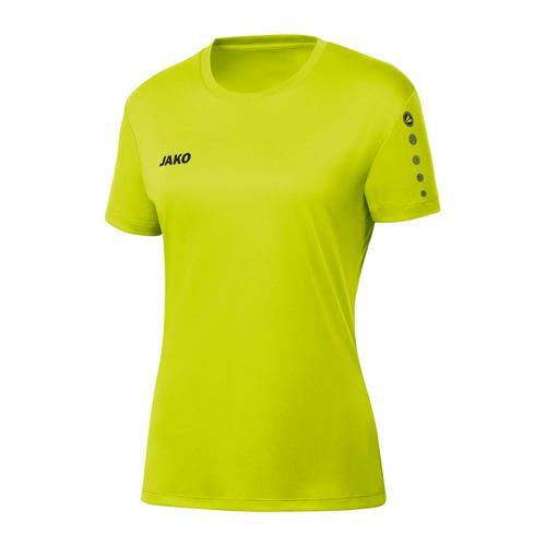 Maillot de foot manches courtes femme - Jako - Team Vert clair