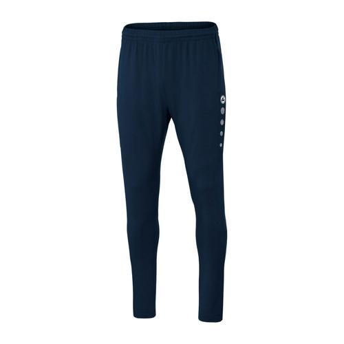 Pantalon d'entraînement de foot enfant - Jako - Premium Bleu marine