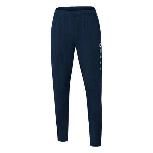Pantalon d'entraînement de foot femme - Jako - Premium Bleu marine