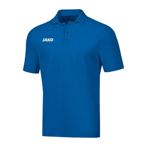 Polo manches courtes - Jako Base Bleu