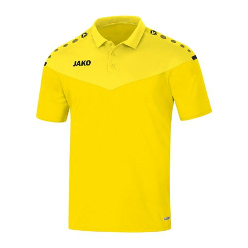 Polo manches courtes - Jako Champ 2.0 Jaune