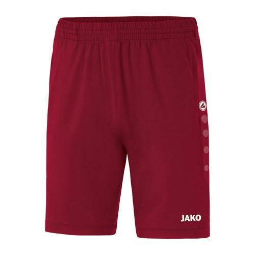 Short de foot enfant - Jako Premium Champ 2.0 Rouge
