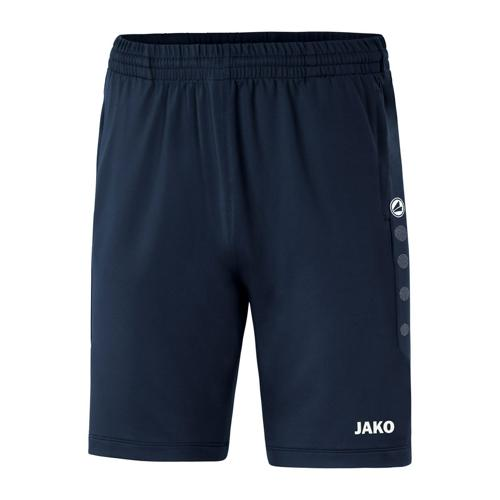 Short de foot enfant - Jako Premium Champ 2.0 Bleu marine